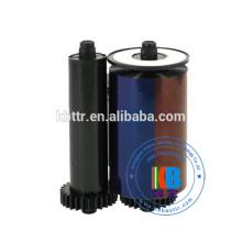 Full color IDP color ribbon compatible Smart ribbon kit 650634 for 50d 50s printer