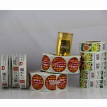 China High Quality Adhesive Label Sticker