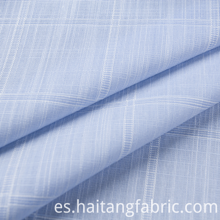 Ventilate Check Fabric