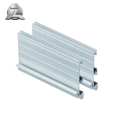 6063 t5 silver anodized aluminum door threshold plate