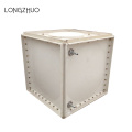 Réservoir de stockage d'eau sectionnel SMC / GRP