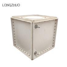 Réservoir de stockage d'eau SMC à panneau modulaire