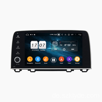 Android Radio Head Unit für CRV 2017