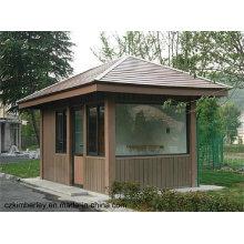 Casa de WPC Environmentally Friendly De China