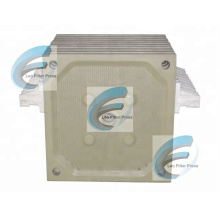 Leo Filter Press Membrane Filter Press Membrane Squeezing Operation Membrane Filter Plate