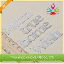 Artesanato adesivos metal 2016 fio decoração interior co uk chinas fornecedor alibaba