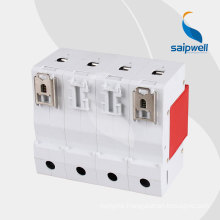 SAIP/SAIPWELL New 4 Poles 385/440V IP65 Electrical Power SPD/Surge Protection Device for Wholesale