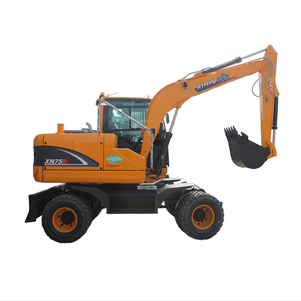 wheeled excavator for sale near me