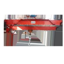 Ce / Iso Certified 20Ton grúa de techo de taller de doble viga
