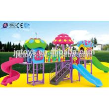Campo de juegos al aire libre de la seta del precio de fábrica para los niños