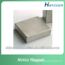 sintered permanent alnico magnets block for odometer of automobile