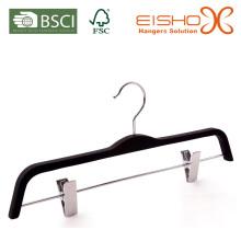 Thin Design Cheap Plastic Hanger for Bottom