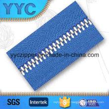 #4 Y Teeth Metal Zipper Long Chain for Handbag