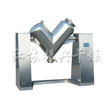 Mezclador de alto rendimiento de tipo V para polvos de jugo