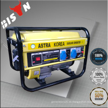 BISON (CHINA) OEM 2KW 2KVA Generador de Astra Corea