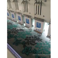 JINSHENG máquina de bordar computadorizado 15 bordados