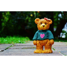 Presentes de brinquedo para animais de tricô manual OEM