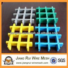 Concave Surface FRP Fiberglass Grating
