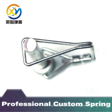 Custom Wire Forming of Spring
