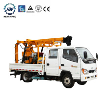 Diesel driven Small Water Well Drilling Rig,Portable Digging Machines,Borehole Drilling Machine