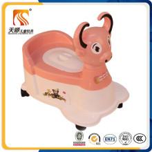Assento de treinamento potty de venda quente para crianças com braço e música