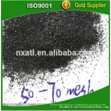 Carbón activo para eliminar el formaldehído