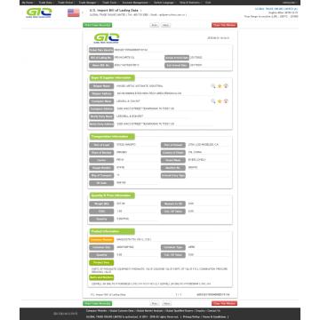 Pneumatic Valve USA Import Custom Data