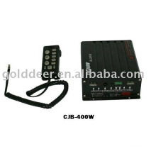 Electronic Sirens for Car and Police Siren (CJB-400W)