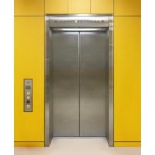 Ascenseur de passager tous angles couverts.