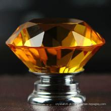 Novo Gabinete Lidar Com Cristal Handle Knob