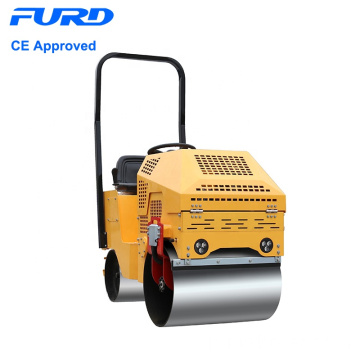800kg Mini Self-propelled Vibratory Tamping Roller (FYL-860)