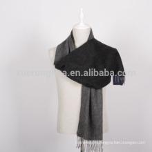 bufandas reversibles de la cachemira de los hombres
