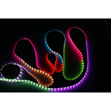 WS2811 IC konstant nuvarande LED Strip ljus flexibla