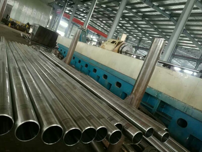stainless honed tube
