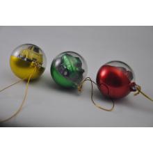 Varios estilos Bolas de Navidad con regalo promocional de Navidad