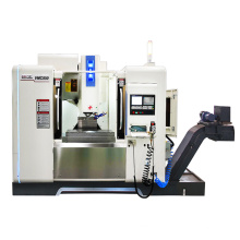 Vertical Machine Center CNC Milling Machine Taiwan VMC 850 with CE certificate
