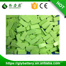 Rechargeable Prismatic NiMH F6 860mAh 1.2V Battery