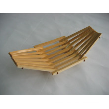 Barco de bambú de bambú