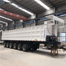 Remolque de camión volquete CHVM de 6 ejes