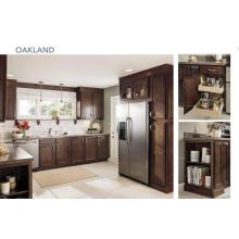 Cabinet de cuisine en forme de L au style Austin