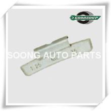 Grampo da ligação da alta qualidade (PB) em pesos da roda para o estilo americano da OZ, tipo universal