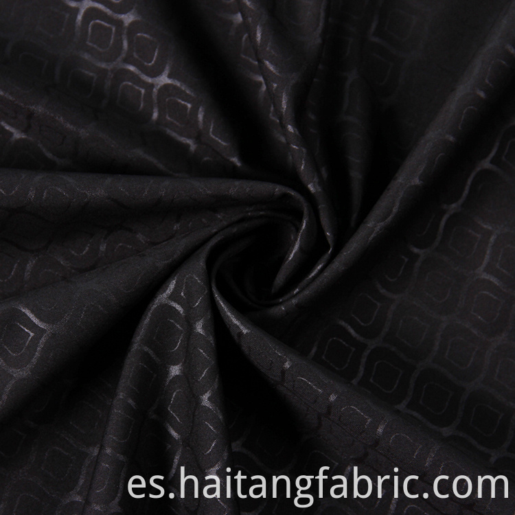 Polyester Clothing Embossing Fabric