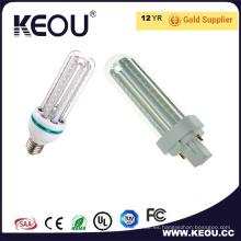 PF> 0.9 E27 / E40 / G24 / B22 Base LED Bombilla de maíz con luz 5W / 12W / 20W / 30W