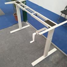 Ergonomic Standing Hand Crank Height Adjustable Desk