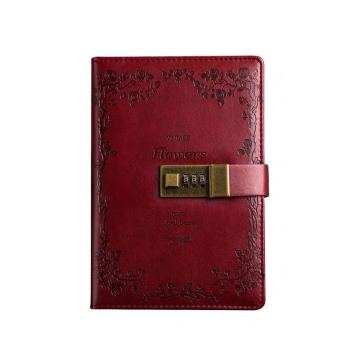 Premuim Red Note Book