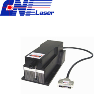 Laser infrarouge moyen 2124 nm