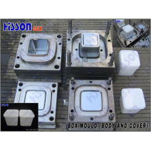 Thin Wall Plastic Box Injection Mold for Food Storage