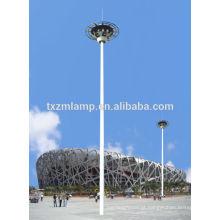 Luz alta do mastro de 15m 250w do equipamento de iluminação tianxiang co, Ltd feito em yangzhou
