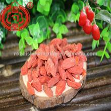2017 new crop super goji berry super food goji from ningxia zhongning