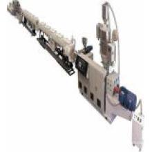 Línea de producción de tubos de plástico CE / SGS / ISO9001